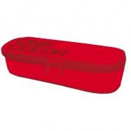 Školská etue One Colour červený