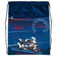 Vrecko na cvičky Speed Racing