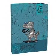Box na sešity A4 Cool Robot