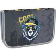 Piórnik szkolny Cool bear
