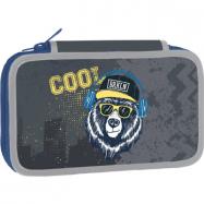 Piórnik piętrowy Cool Bear
