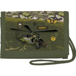 Peňaženka na krk Army