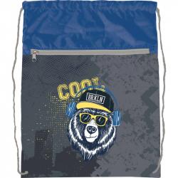 Vrecko na cvičky Cool bear