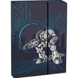 Pudełko na zeszyty T-robot A5