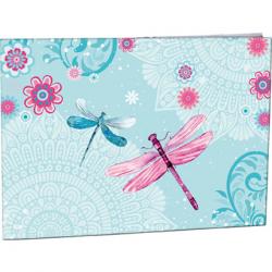 Desky na číslice Dragonfly