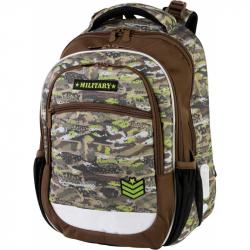 Školní batoh Military
