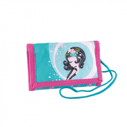 Peňaženka na krk Cute girl