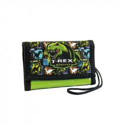 Peňaženka na krk T-rex
