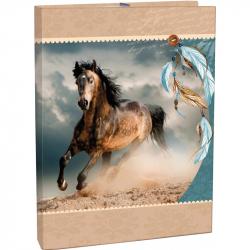 Box na zošity A4 Wild horse