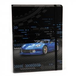Box na sešity s klopou A4 Best Car