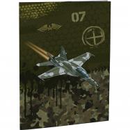 Desky na abecedu Air Force