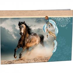 Desky na číslice Wild horse
