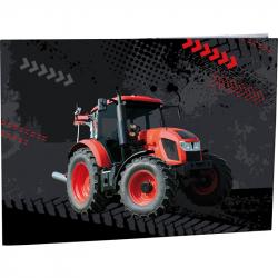 Desky na číslice Tractor
