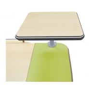 Nadstavec čtvercový pro stoly Young College PROFI 32P5