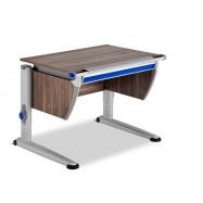 Rostoucí stůl Moll Runner Compact se zásuvkou - ořech