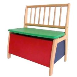 Dětská lavička Bambino s úložným prostorem