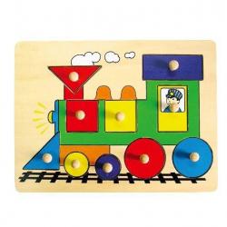 Vkladačka - lokomotíva