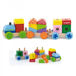 Vlak farebný