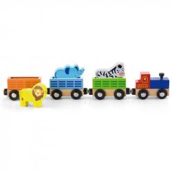 Vlaková súprava - Divoká zvieratá