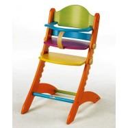 Dětská rostoucí židle Swing funny