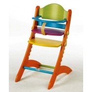 Detská rastúca stolička Swing funny