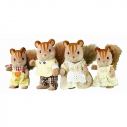 Rodzina wiewiórek