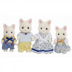 Rodzina jedwabistych kotkow