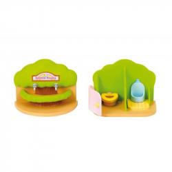 Prenosná toaleta a umyvárka pre škôlky