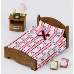 Nábytok - dvojlôžko s nočným stolíkom