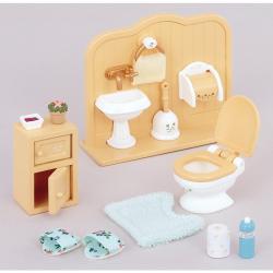 Toaleta a príslušenstvo set