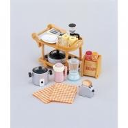 Vybavenie - kuchynský riad set