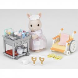 Sesterňa - vrátane príslušenstva a figúrky králika