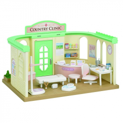 Dedinská klinika - vrátane príslušenstva bez figúriek