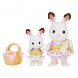 2 králiky v plavkách
