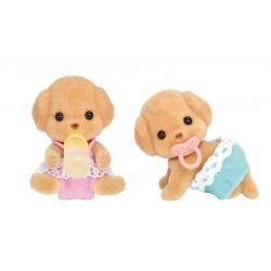 Baby pudlík - dvojčatá