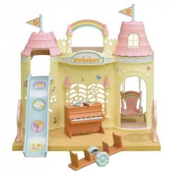 Detská škôlka hrad