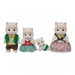 Rodina alpaky