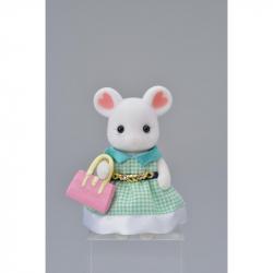 Mesto - slečna Marshmallow myška