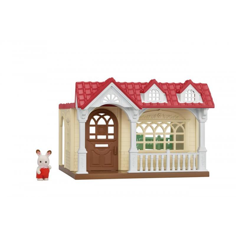 PROMO SYLVANIAN Słodki domek malinowy 5393 p6 cena za 1 sztukę