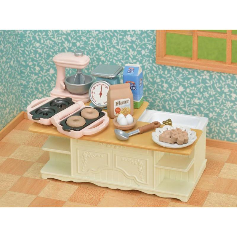Nábytek - kuchyňský ostrov s příslušenstvím