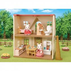 Nábytok - štartovací set nábytků a chocolate králik mamka
