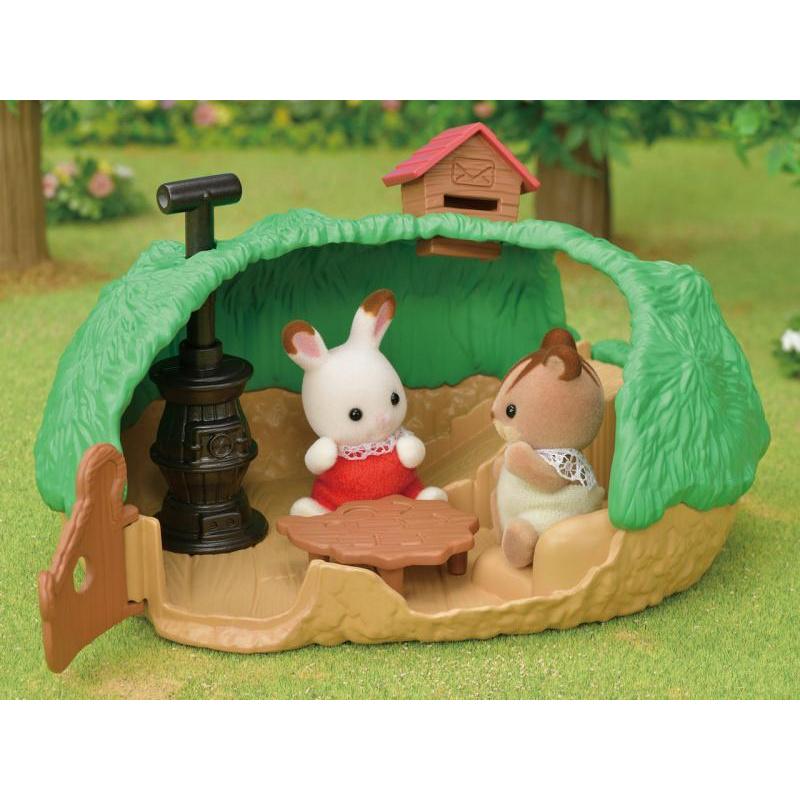 Domeček pro ježky