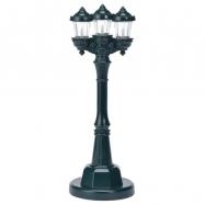 Město - pouliční lampa