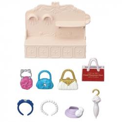 Mesto - módny butik s kabelkami a doplnkami