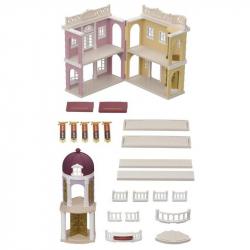 Mesto - veľký obchodný dom