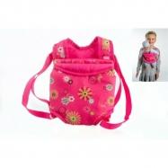 Nosítko pro panenky - klokaní kapsa 29x20cm v sáčku