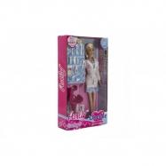 Panenka doktorka s doplňky plast 28cm v krabici