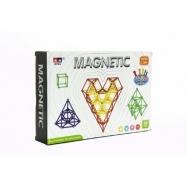 Magnetická stavebnice 99 ks