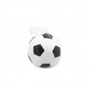 Míč fotbal měkký 12cm v síťce