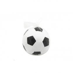 Lopta futbal mäkký 12cm v sieťke